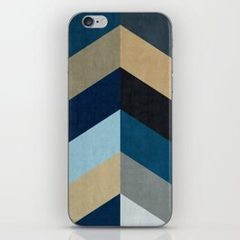 Triangular composition XX iPhone Skin