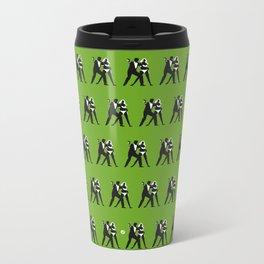 Green Dr No Metal Travel Mug