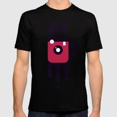 Photobrew Black MEDIUM Mens Fitted Tee