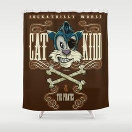 Cat Kidd Shower Curtain