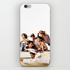 Friends Cast iPhone & iPod Skin
