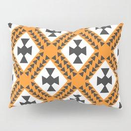 Ethnic cross pattern Pillow Sham