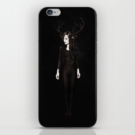 Abigail Night iPhone & iPod Skin