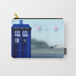 The Doctor Is In Carry-All Pouch
