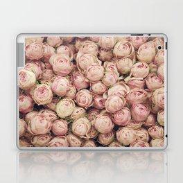 Flower Market 1 - Pink Roses  Laptop & iPad Skin