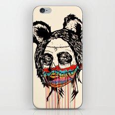Wonderdam Girl iPhone & iPod Skin