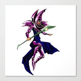 Dark Magician Canvas Print