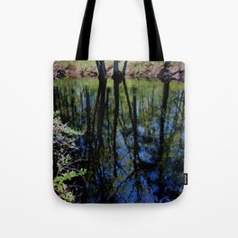 Who's the fairest? Tote Bag
