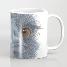 The Blue Emu Coffee Mug