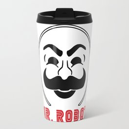 MR Robot Fsociety Travel Mug