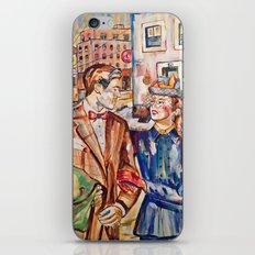 Lisboa iPhone & iPod Skin
