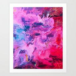 Kletec Art Print