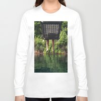 depeche mode Long Sleeve T-shirts featuring relax mode by gzm_guvenc