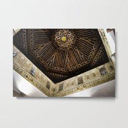 High Ceilings Metal Print
