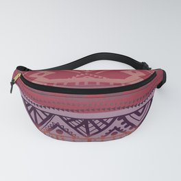 Tribal Autum Fanny Pack