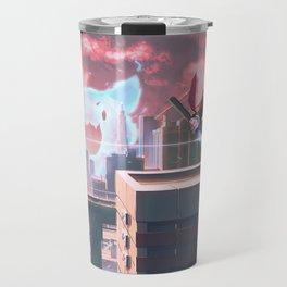 Boy Original Artwork Travel Mug
