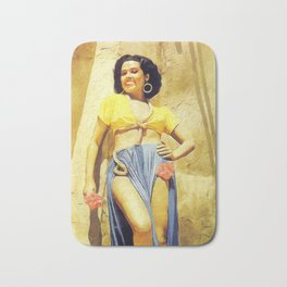 Lena Horne, Actress and Singer Bath Mat