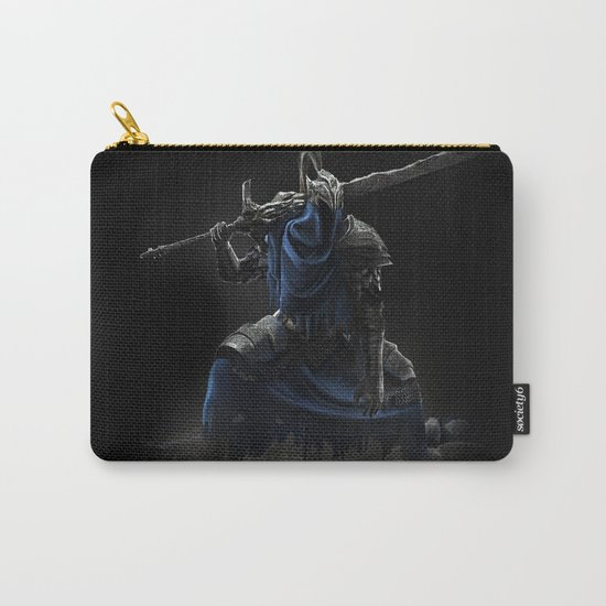 Artorias (Dark Souls fanart) Carry-All Pouch