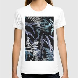 Ferns in the Still of the Night T-shirt