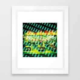 Layers (2) Framed Art Print