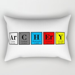 ArCHErY elements Rectangular Pillow