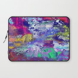 Rainbow Anguish Laptop Sleeve