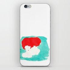 Red & Green iPhone & iPod Skin