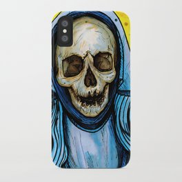 The Reliquary of Mary Magdalene iPhone Case