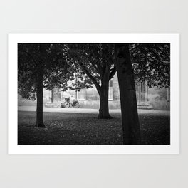 Cambridge, UK Art Print
