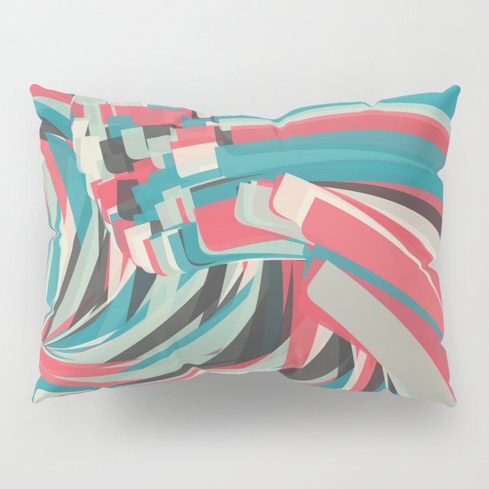 Chaos And Order Pillow Sham