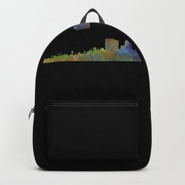 Dark Beverly Hills Skyline Backpack