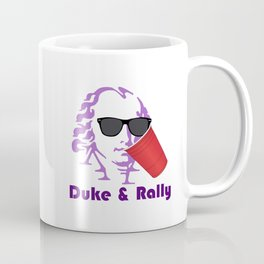 Duke & Rally - JMU Coffee Mug