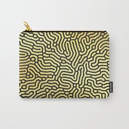 Abstract Pattern XIX Carry-All Pouch