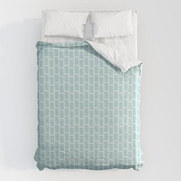 Move to the groove Duvet Cover