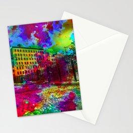 Tribeca Snow Stationery Cards