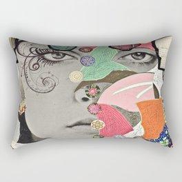 All That Glitters Rectangular Pillow