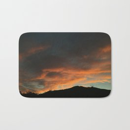 Summer Sunsets Bath Mat