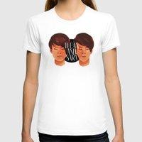 tegan and sara T-shirts featuring Tegan and Sara by Cas.