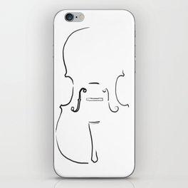The Cello iPhone Skin