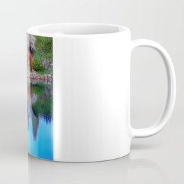 Pond at Ginter Coffee Mug
