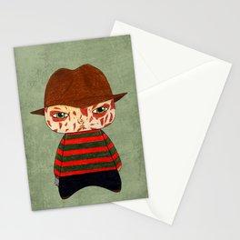 A Boy - Freddy Krueger Stationery Cards