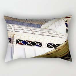Day One: SF Conservatory of Flowers  Rectangular Pillow