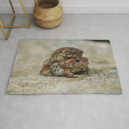 Toady Back Ride Rug