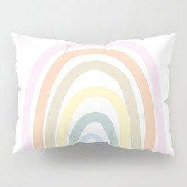 my own pastel rainbow Pillow Sham