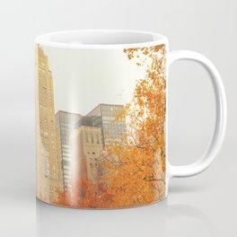 Autumn - Central Park - Fall Foliage - New York City Coffee Mug