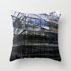 Perspective 2 Throw Pillow