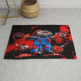 Freddy Of All Faces Rug