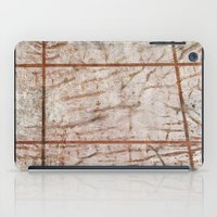 tape iPad Cases featuring Tape Signs by Motif Mondial