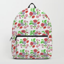 Wild with Wildflowers Backpack
