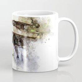 Falingwater Watercolor Coffee Mug